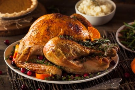 Still don't know what you're eating  Thanksgiving Day? Here are some dinner options