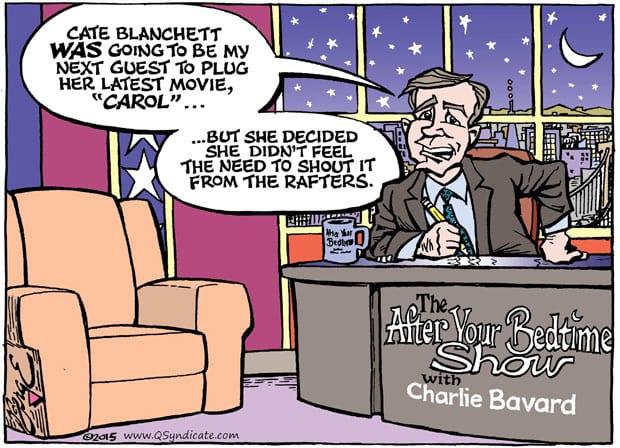 Editorial Cartoon • 11-27-15