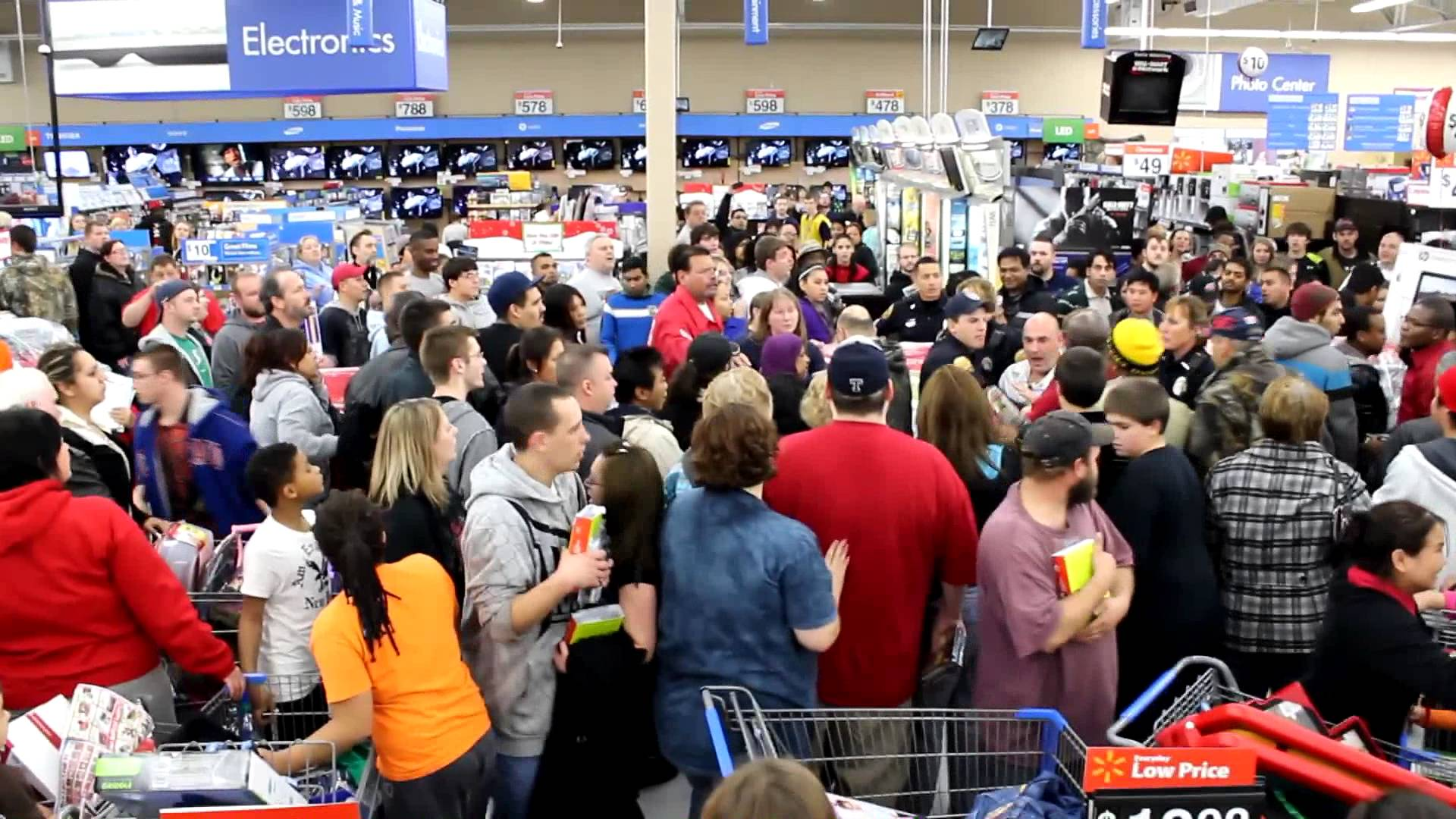 Happy Black Friday — oh, and the term was meant to insult you