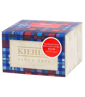 Holiday Gift Idea: Come clean with Kiehl's