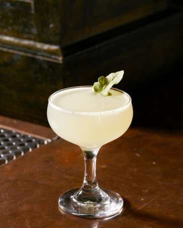 Cocktail Friday: The Mountain Leaf
