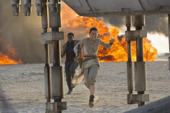 First look review: 'The Force Awakens'