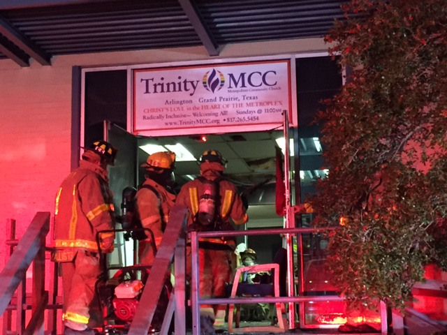 Small fire creates big hassle for Trinity MCC