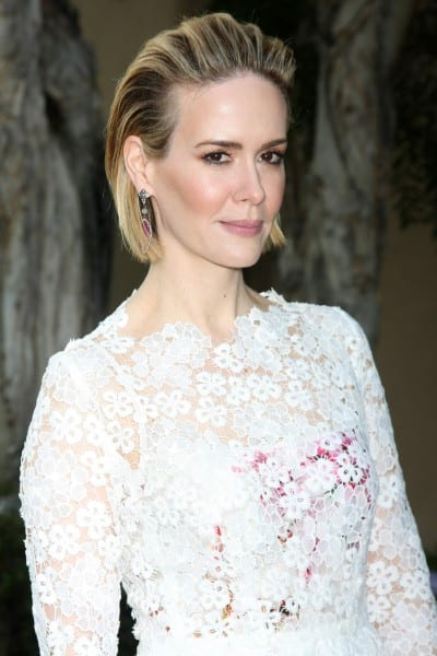 "LOS ANGELES - JUN 11:  Sarah Paulson at the ""American Horror Sto"