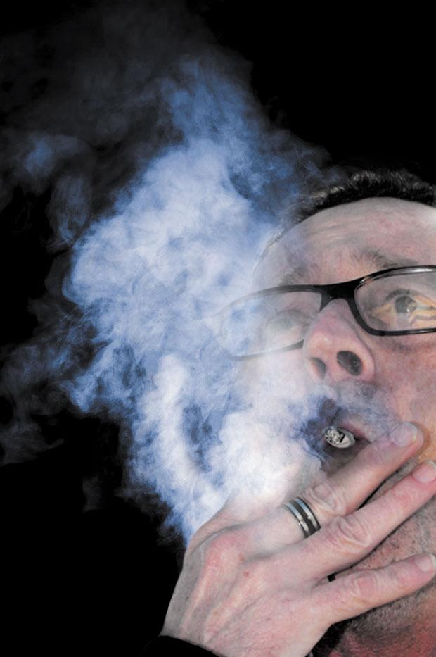 Smoking-art