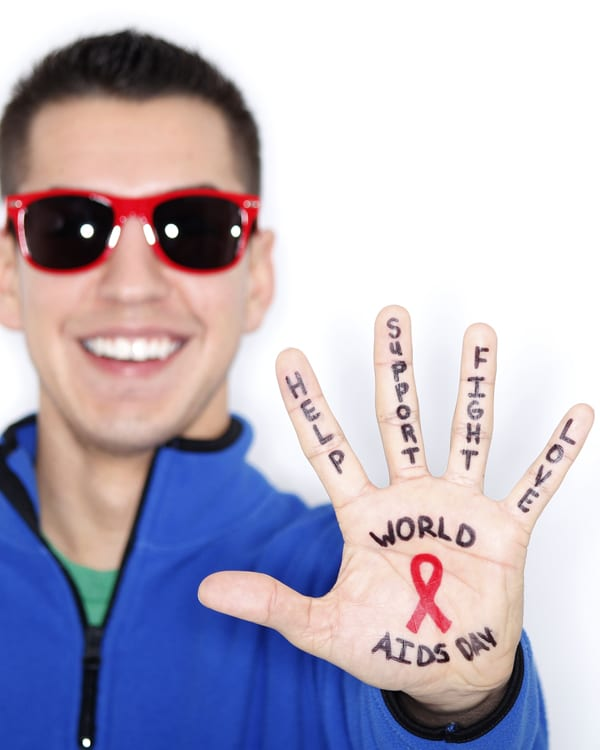 World AIDS Day.2