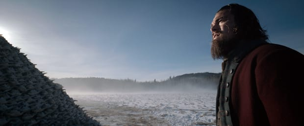 FILM REVIEW: 'The Revenant'