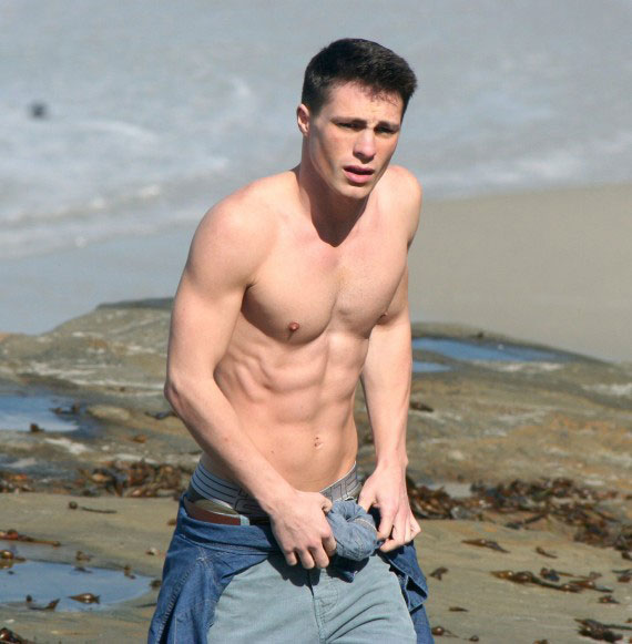 Is 'Arrow' star Colton Haynes gay, or just a tease? Does it matter?