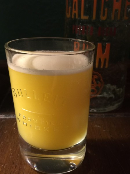 Cocktail Friday: Bite the Bullet