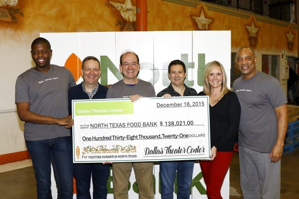 DTC collects more than $138K for NTFB