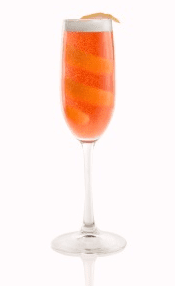 Cocktail Friday: Sparkling Rose Tequila Cocktail