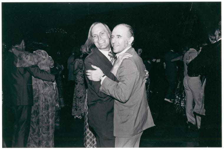 Phil Johnson-Frank Kameny picture released by NY Public Library