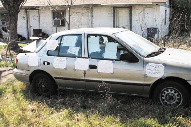 Bertoni's-car
