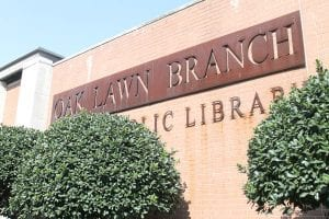 Oak Lawn Branch Library