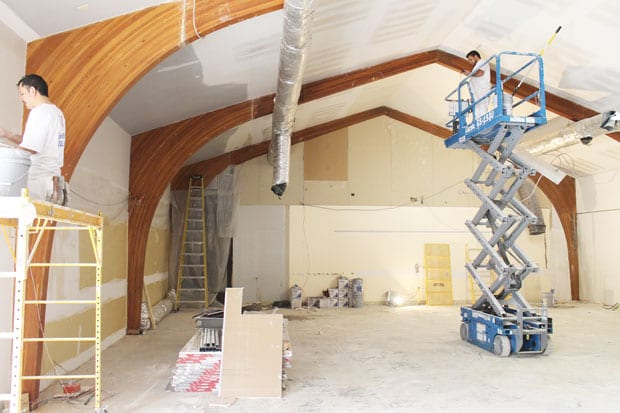 Resource Center fast tracks pantry renovation