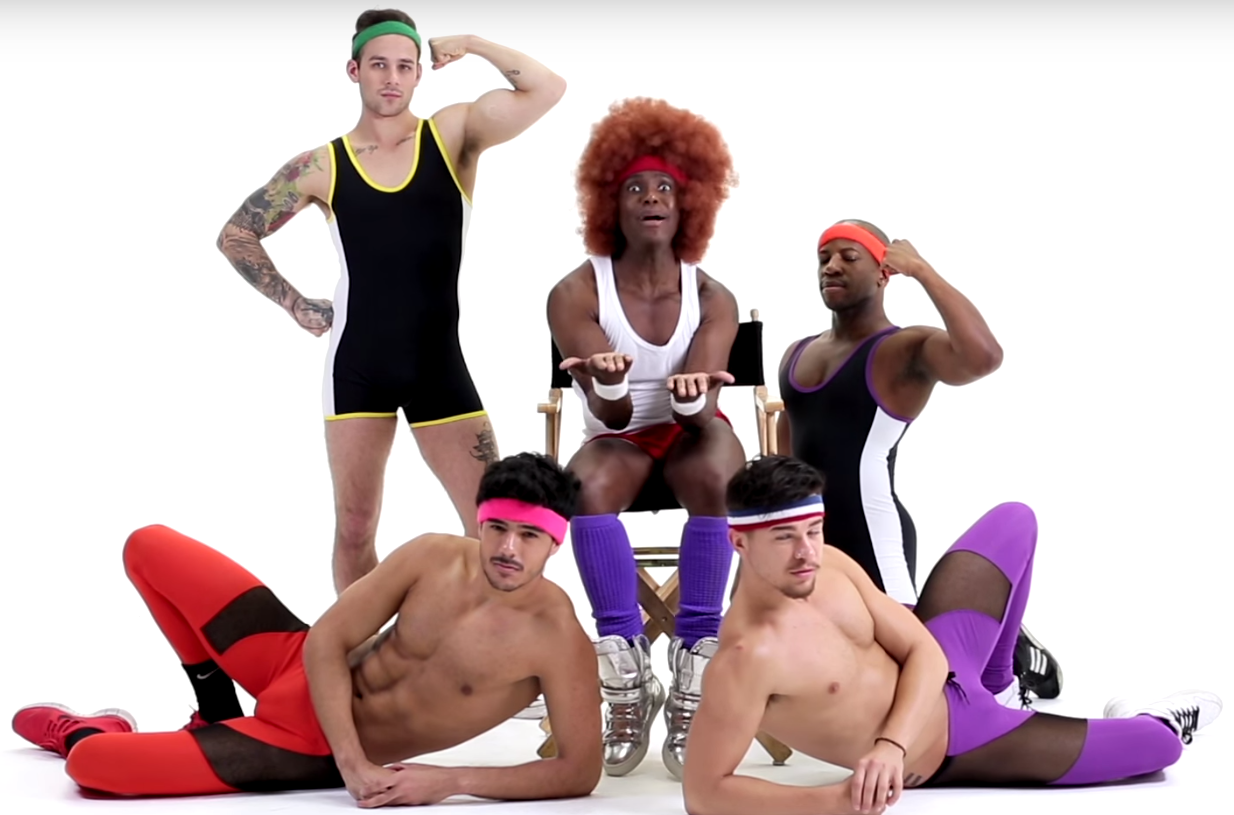 WATCH: Sexy video 'Werk Out' by gay rapper Andre Xcellence