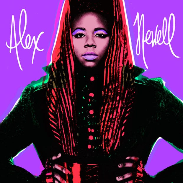 WATCH: The video for Alex Newell's new single 'B.O.Y.'