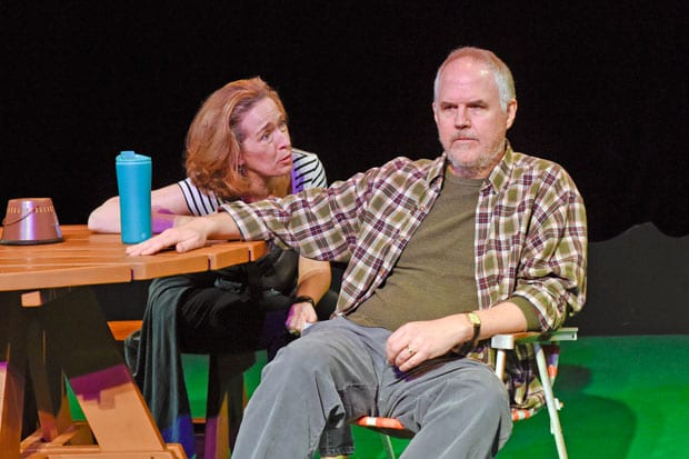 Stage review: Keeping up with 'The Joneses'