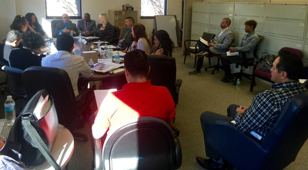 ICE meets with Rainbow LULAC on LGBT and Latino issues