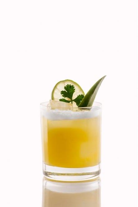 Cocktail Friday: Mexican Garden