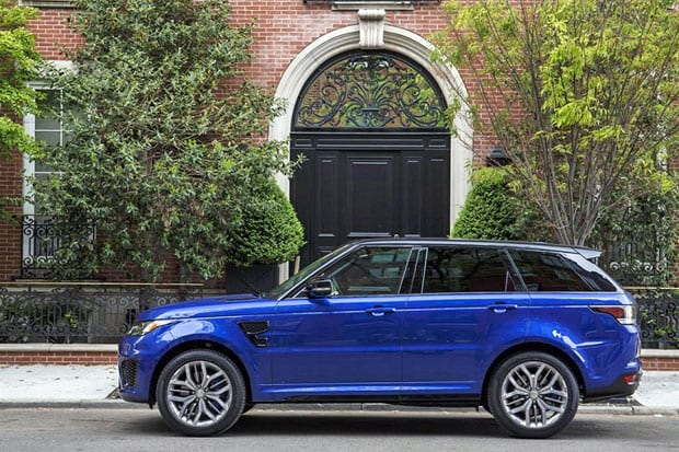 Range Rover offers unheard-of luxury, with extras that will gobsmack you