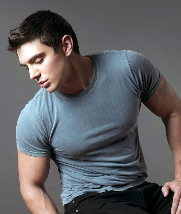 Don't hate Steve Grand  because he's beautiful