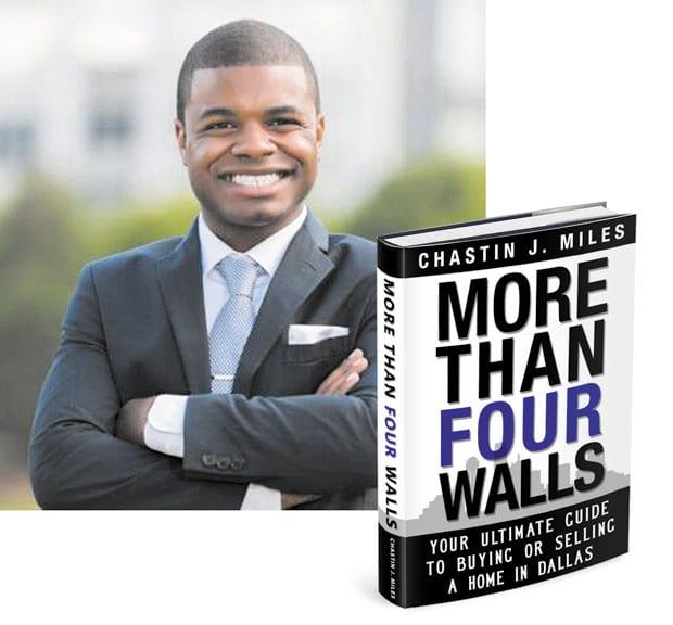 Dallas real estate agent releases new book