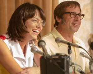 WATCH: Trailer for the Billie Jean King-Bobby Riggs movie 'Battle of the Sexes'