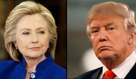 Clinton lead surpasses 1 million votes