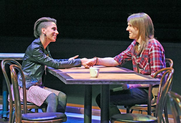Kia-Boyer-and-Garret-Storms-in-The-Big-Meal-at-WaterTower-Theatre-photo-by-Karen-Almond