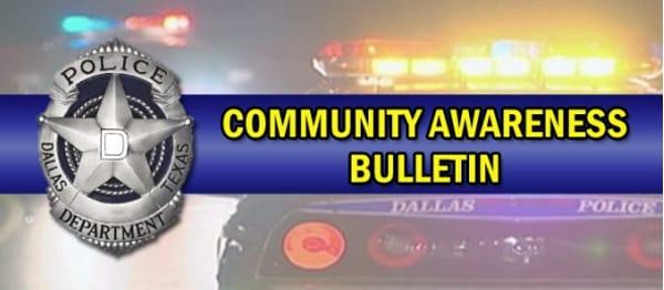 Police bulletin