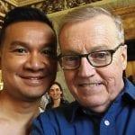 RafiQ-and-Cannon-celebrating-20th-anniversary-at-the-Vatican