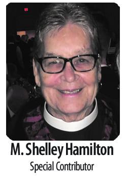 Shelley Hamilton