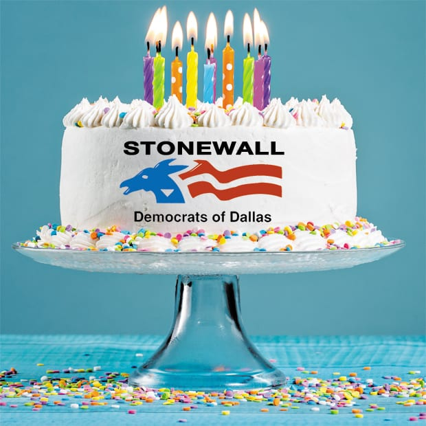 Stonewall turns 20