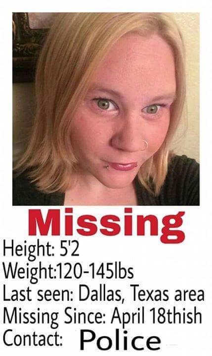 MISSING: Christine Jordan