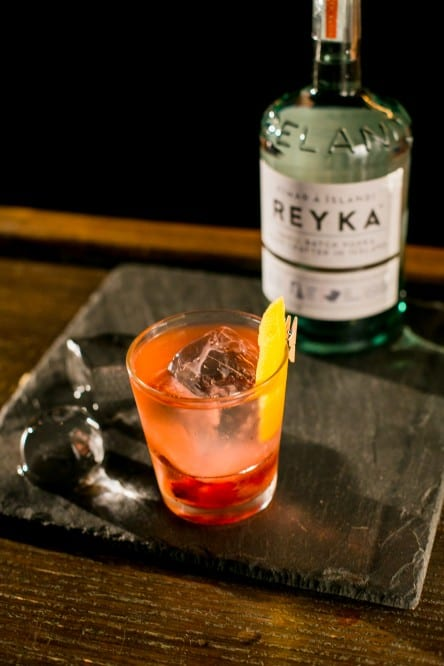 Cocktail Friday: Cranberry Aperitif