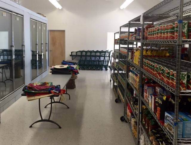 New food pantry open