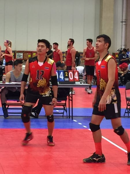 NAGVA Volleyball championships held in Dallas