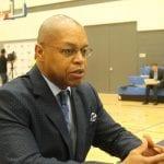 Head Coach Fred Williams