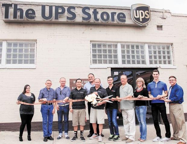 UPS-Ribbon-Cutting