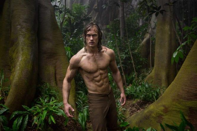 Alexander the Great (Ally): New Tarzan — and 'True Blood' hottie — Skarsgard