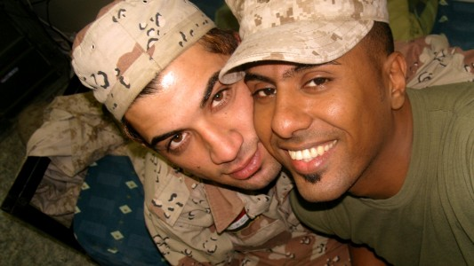 WATCH: Documentary about gay love in Iraq airs Monday on Logo