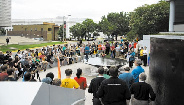 Orlando comes together to help, to heal