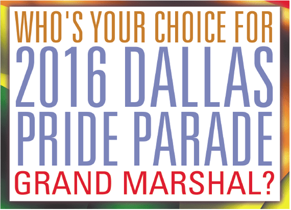 DTG seeking nominations for grand marshal