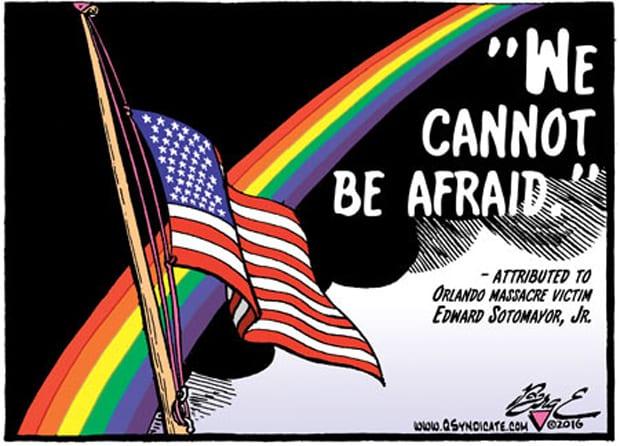 Editorial Cartoon • 06.17.16