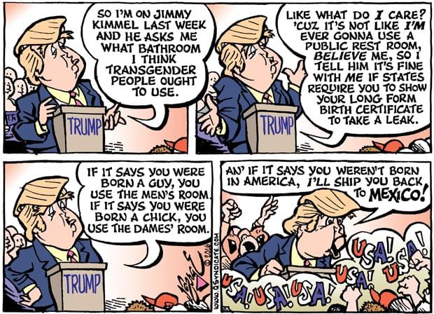 Editorial Cartoon • 06.03.16