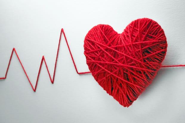 yarn-heart