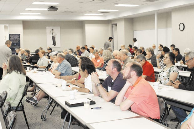Coalition holds second conference on aging
