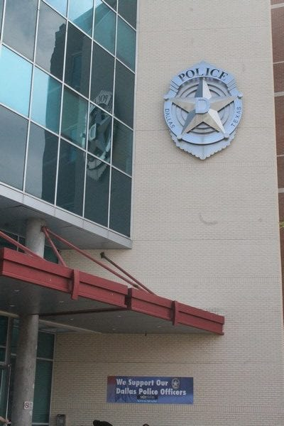BREAKING: DPD HQ  on lockdown after threats