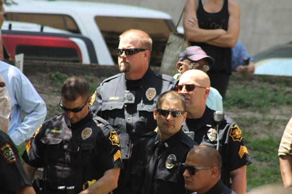 If you'd like to make a donation to assist Dallas officers
